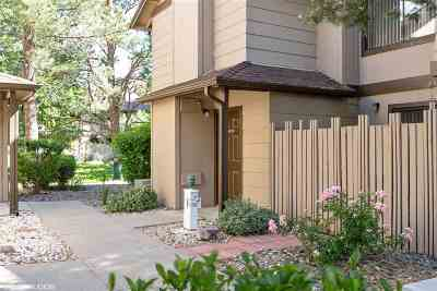 Washoe County Condo/Townhouse Active/Pending-Loan: 4578 Matich Dr.