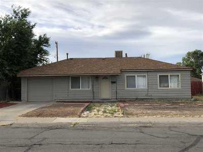 Sparks Single Family Home For Sale: 312 K St.