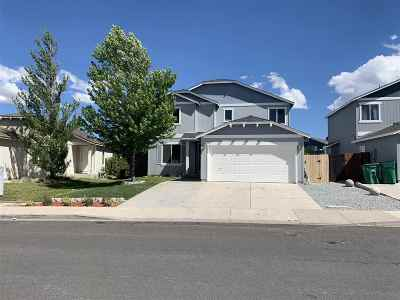 Single Family Home For Sale: 9528 Canyon Meadows