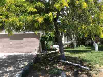 Fernley Single Family Home Active/Pending-Loan: 1650 Johns Cir