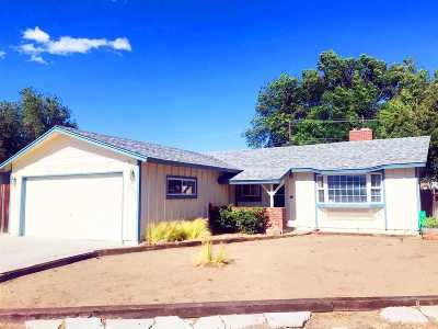Sparks Single Family Home Active/Pending-Loan: 700 Marian Way