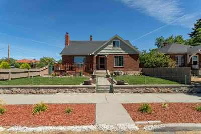 Single Family Home Active/Pending-Call: 701 Stewart