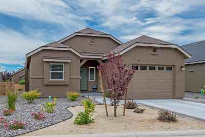 Sparks Single Family Home For Sale: 993 Marble Hills Circle