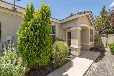 Reno, Sparks, Carson City, Gardnerville Single Family Home Active/Pending-Call: 10459 Chadwell Dr