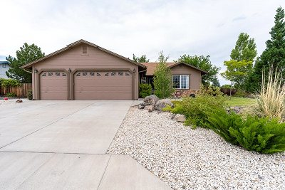 Sparks NV Single Family Home Active/Pending-Loan: $489,000