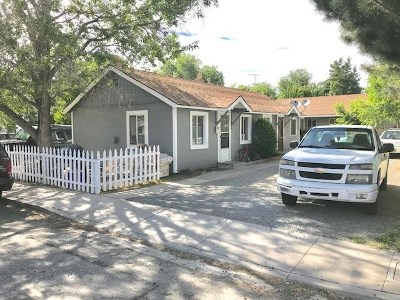Washoe County Multi Family Home Active/Pending-Loan: 850 G