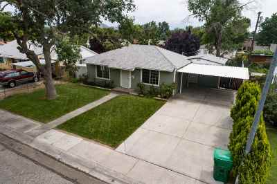 Sparks Single Family Home Active/Pending-Loan: 115 L