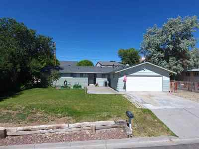 Winnemucca Single Family Home For Sale: 471 Ida