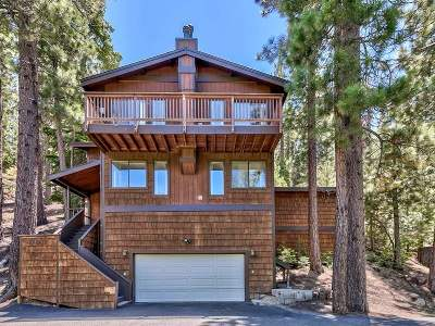 Tahoe City, Stateline, Zephyr Cove Single Family Home For Sale: 563 Ansaldo Acres Road