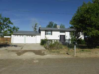 Winnemucca Single Family Home For Sale: 6080 Solar Drive