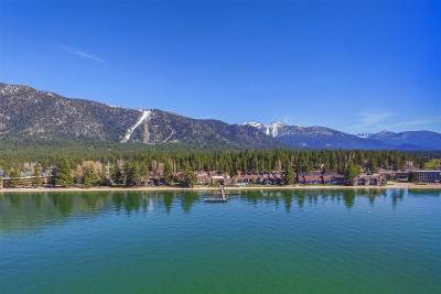 South Lake Tahoe Condo/Townhouse For Sale: 3535 Lake Tahoe Blvd #405