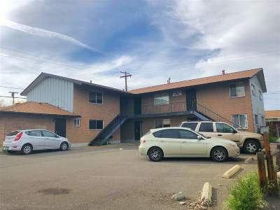 Washoe County Multi Family Home For Sale: 1565 W 6th St.