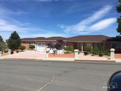 Winnemucca Single Family Home For Sale: 4135 Autumn Hills Dr