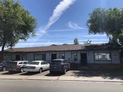 Washoe County Multi Family Home For Sale: 2770 Wrondel Way #A,  B,