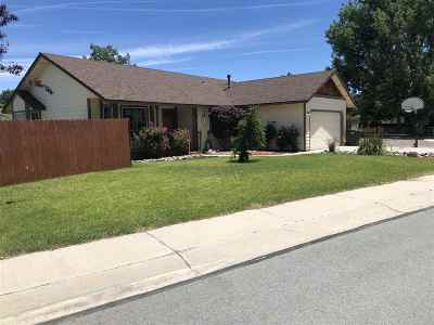 Gardnerville Single Family Home Active/Pending-Loan: 1500 Canyon Ct