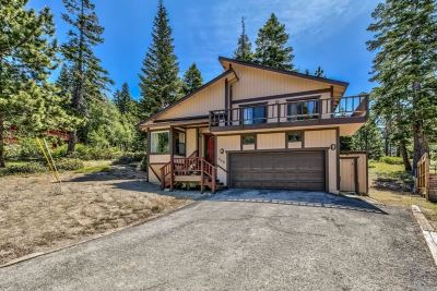 Tahoe City, Stateline, Zephyr Cove Single Family Home Price Reduced: 449 Andria Drive