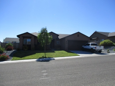 Winnemucca Single Family Home For Sale: 3265 Hackamore Way