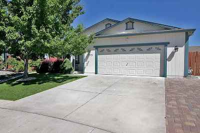 Sun Valley Single Family Home Active/Pending-Loan: 7373 Matisse Ct