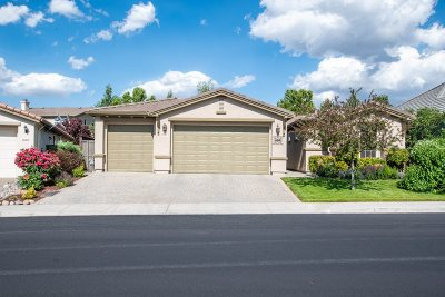 Reno Single Family Home Active/Pending-House: 14070 Tagor Drive