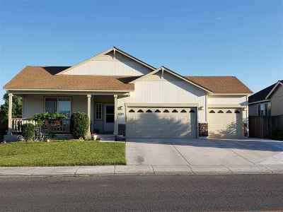 Fernley Single Family Home For Sale: 1485 Mountain Rose