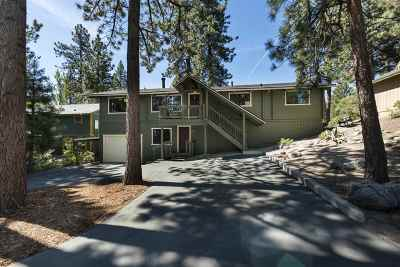 Tahoe City, Stateline, Zephyr Cove Single Family Home For Sale: 269 S. Martin