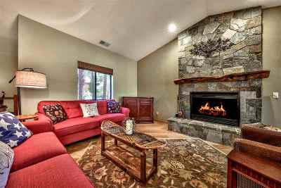 Incline Village Single Family Home For Sale: 567 Silvertip