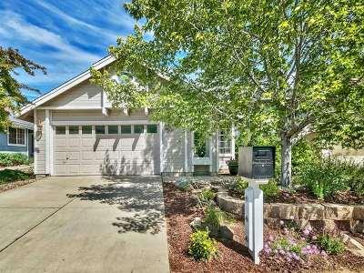 Reno Single Family Home Active/Pending-Loan: 2432 Skyview Dr