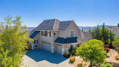 Reno Single Family Home Active/Pending-House: 3327 Forest View Lane