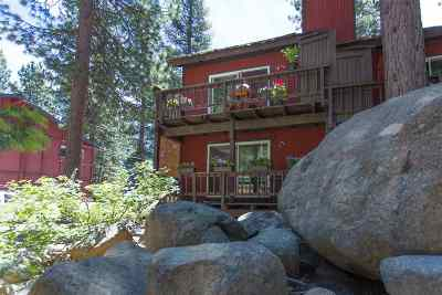 Incline Village Condo/Townhouse Active/Pending-Call: 399 Willow Ct #3