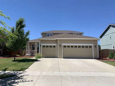 Single Family Home Active/Pending-Loan: 8965 Finnsech Drive