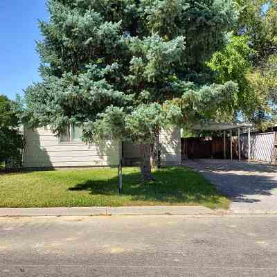 Single Family Home For Sale: 580 E 5th Street
