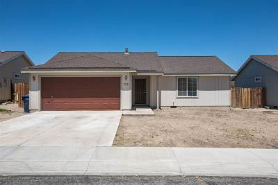 Fernley Single Family Home Active/Pending-Call: 728 Shadow Ln