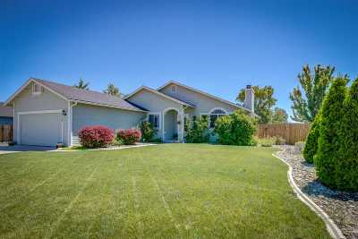 Carson City Single Family Home Active/Pending-Loan: 3339 Coloma
