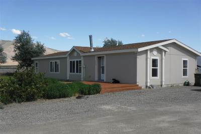 Winnemucca Manufactured Home Active/Pending-Call: 6150 Amos Dr.