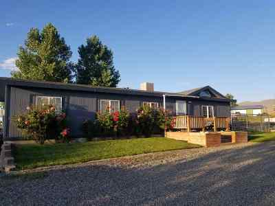 Winnemucca Manufactured Home Active/Pending-Loan: 6275 Brandon Ct