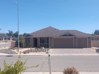 Fernley Single Family Home For Sale: 2201 Windrow Dr