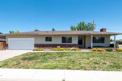 Gardnerville Single Family Home Active/Pending-Loan: 1326 Toiyabe