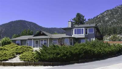 Gardnerville Single Family Home Active/Pending-Loan: 470 Foothill Road