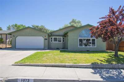 Carson City Single Family Home Price Reduced: 1073 Glacier Dr.