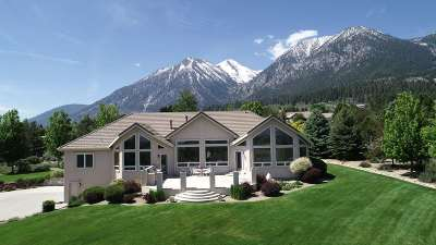 Gardnerville Single Family Home For Sale: 285 Sierra Country Estates