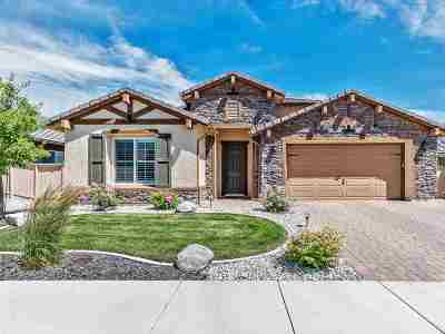 Reno Single Family Home For Sale: 9875 Hafflinger
