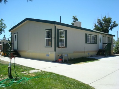 Reno Manufactured Home For Sale: 553 Ideal Court