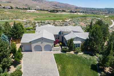 Reno Single Family Home For Sale: 1990 Russell Pointe Court