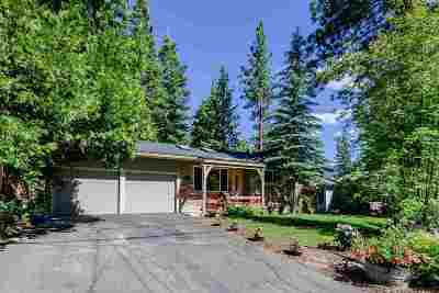 Tahoe City, Stateline, Zephyr Cove Single Family Home For Sale: 275 Cheyenne Way