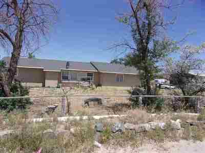 Yerington NV Single Family Home Price Reduced: $199,900