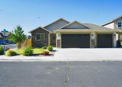 Fernley Single Family Home Active/Pending-Loan: 209 Heather Lane