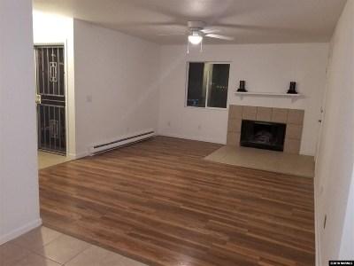 Reno Condo/Townhouse For Sale: 2500 Tripp #3