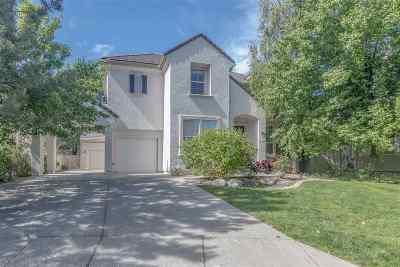 Reno Single Family Home For Sale: 3770 Bridge Creek