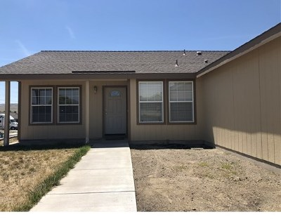 Fernley Single Family Home For Sale: 1649 Meadows Ave