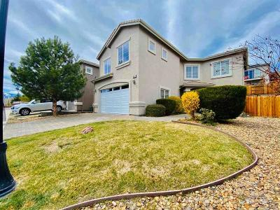 Reno Single Family Home For Sale: 8041 Highland Flume Circle
